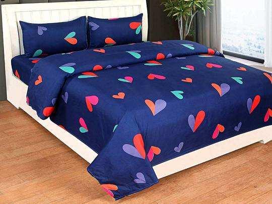 गर्मियों में मखमली एहसास देंगे यह Bedsheets, 70% तक मिल रही छूट