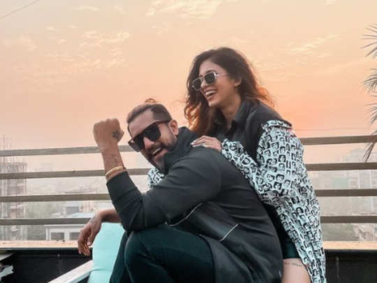 Kishwer Merchant-Suyyash Rai announces first pregnancy