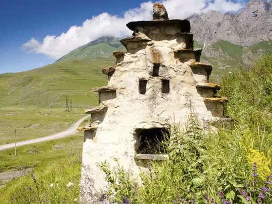 city of the dead russian village dargavs