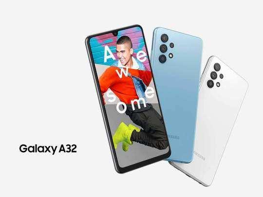 5000mAh बैटरी और 64MP कैमरा से लैस Samsung Galaxy A32 4G भारत में लॉन्च, जानें कीमत और फीचर्स