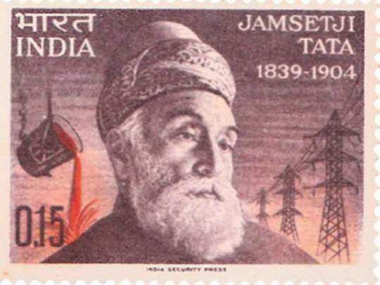 jamshedji birth anniversary: started business with just 21,000 rupees, now income is 106 billion dollar