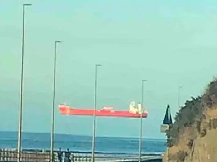 Floating Ship