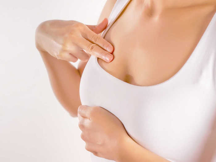 home remedies for breast pain in hindi