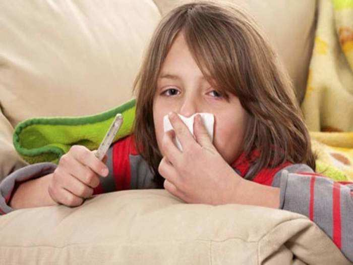 home remedies for cold in kids in hindi