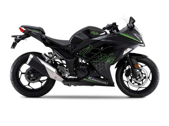 2021 Kawasaki Ninja 300