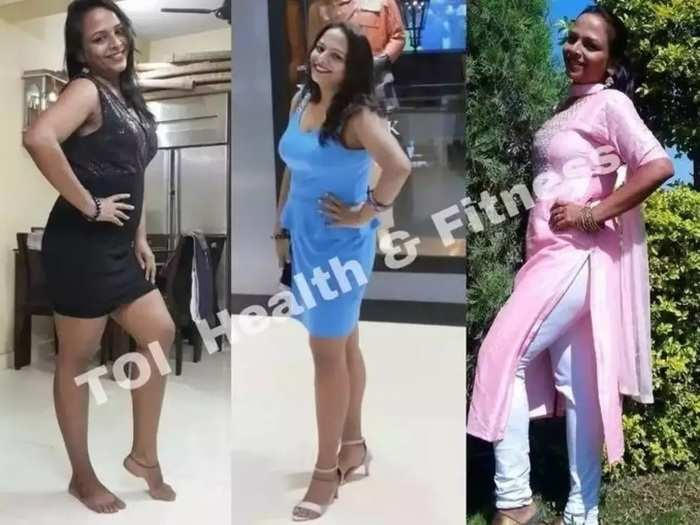 fitness tips true weight loss madhavi borade have lost 13 kilograms weight in 6 months in marathi