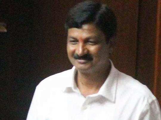 ramesh jarkiholi : लैंगिक शोषणाचा आरोप; कर्नाटकच्या मंत्र्याचा राजीनामा