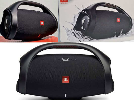 jbl new editions of boombox 2