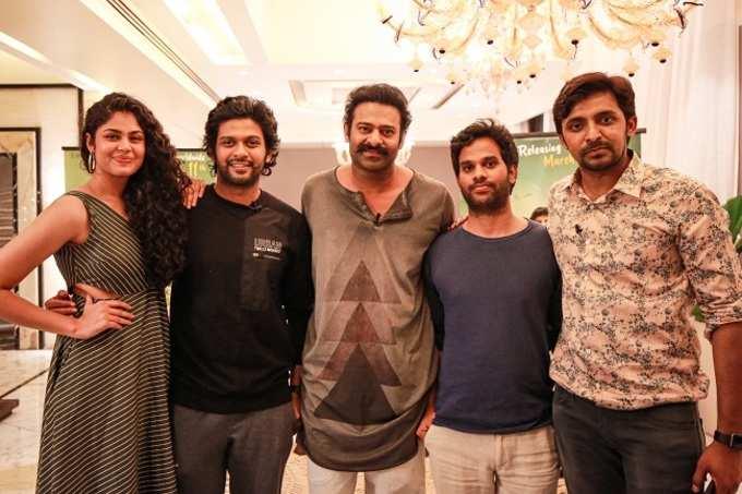 Jathi Ratnalu Trailer Launch
