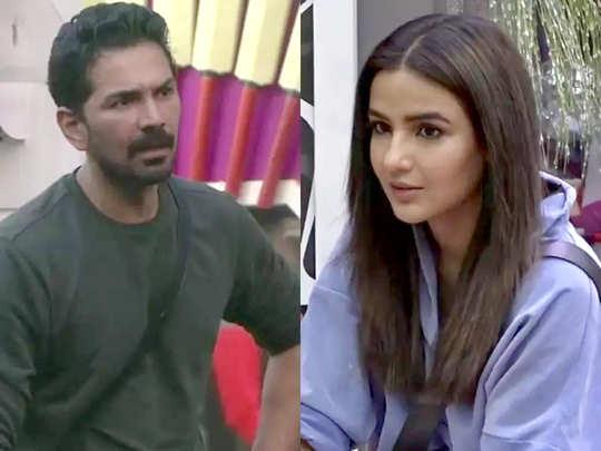 Abhinav Shukla And Jasmin Bhasin