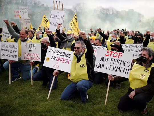 farmers-protest-france