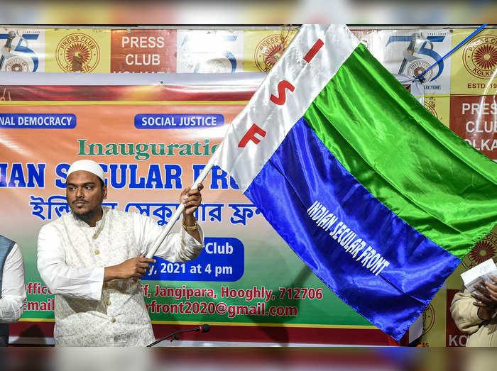 Kolkata: Abbas Siddiqui, influential cleric of Hooghlys Furfura Sharif, launche...