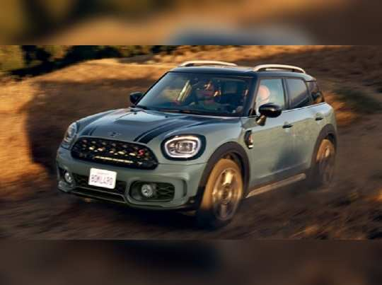 2021 MINI Countryman facelift