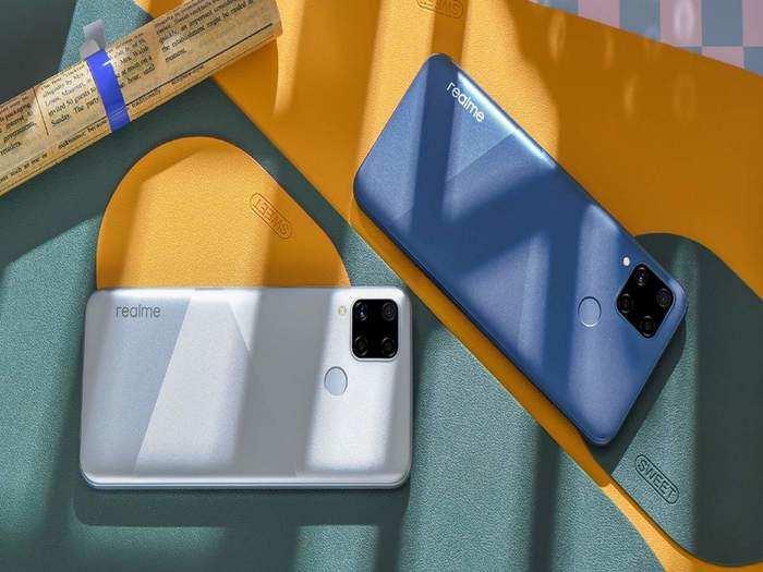 5000mAh बैटरी वाला 9 हजार से सस्ता स्मार्टफोन Realme C21 हुआ लॉन्च, जानें खासियतें