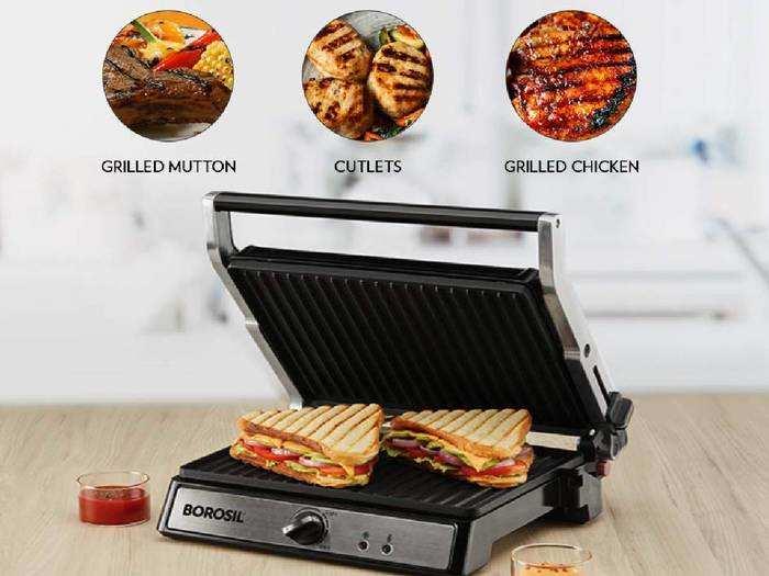 Sandwich Maker : मिनटों में बन जाएगा ब्रेकफास्ट, हैवी डिस्काउंट पर खरीदें Sandwich Maker