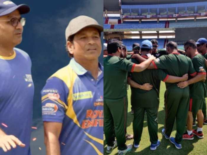 इंडिया लीजेंड्स बनाम बांग्लादेश लीजेंड्स