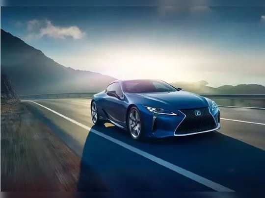 lexus lc500h coupe limited edition