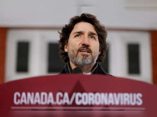 FILE PHOTO: Canadas Prime Minister Justin Trudeau attends a news conference in Ottawa