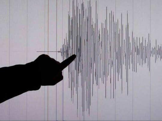 लद्दाख में महसूस किए गए भूकंप के झटके