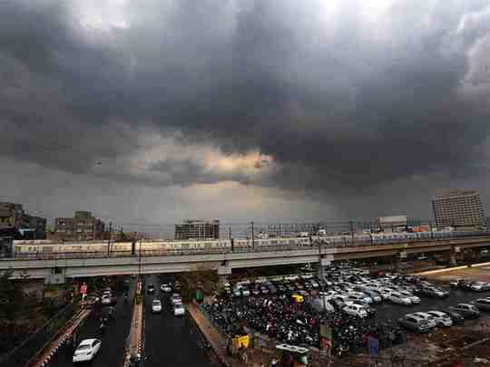 Delhi-Rain-News