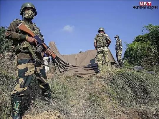 Rajasthan news : भारतीय सीमा में घुसने की कोशिश करते पाकिस्तानी घुसपैठिया ढेर, सर्च ऑपरेशन जारी