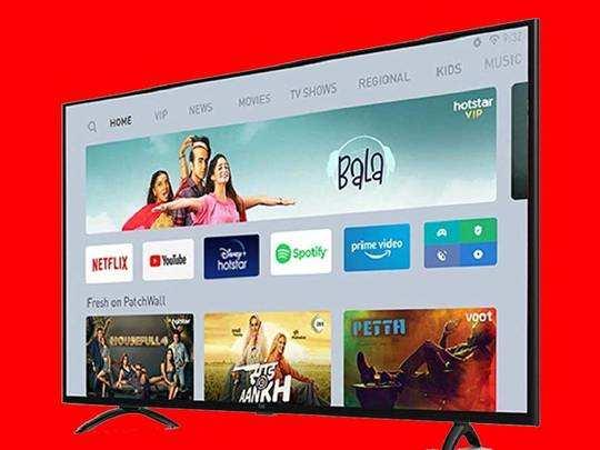 Smart TV : मात्र ₹34,999 में खरीदें ये 55 इंच की बड़ी स्क्रीन साइज वाली Smart TV
