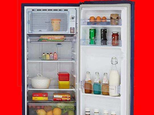Refrigerator : 30% तक के डिस्काउंट पर ऑर्डर करें लेटेस्ट फीचर्स वाले Refrigerator, खाना, दूध और सब्जियां रहेंगी फ्रेश