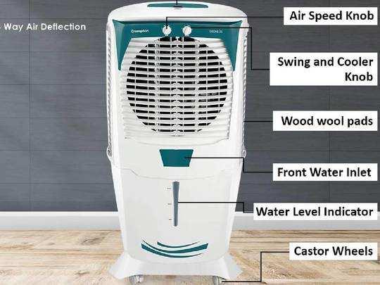 Air Cooler : ₹5,490 से शुरू हो रही इन Air Cooler की रेंज, कम बिजली की खपत में देंहे ज्यादा ठंडक