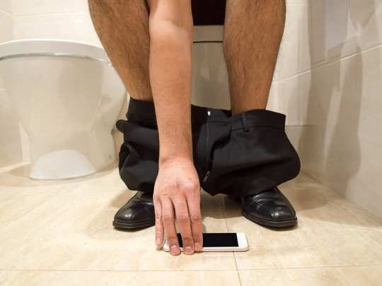 toilet habits that are harmful to health and give you infections