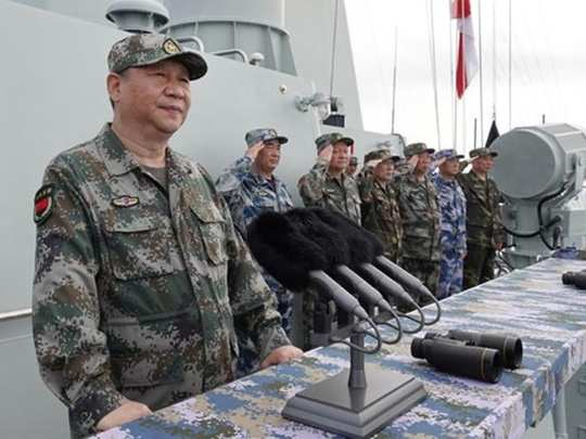 china has built largest navy in world plan vs us navy, know what will xi jinping want