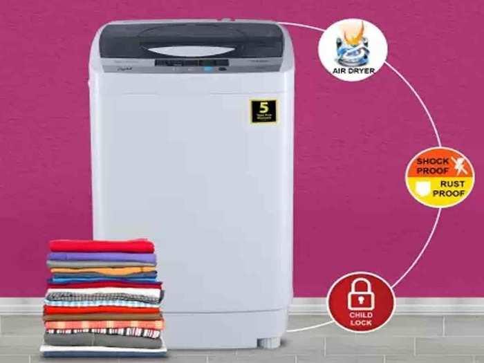 Top Deals On Washing Machine: 11,500 रुपये से भी कम में फुली ऑटोमैटिक वॉशिंग मशीन, उठा लें लाभ