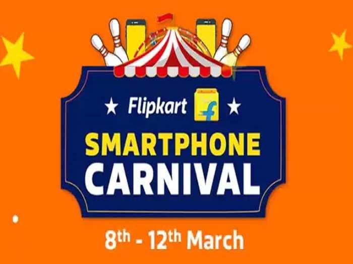 Flipkart Smartphones Carnival Sale 2021 Realme mobiles
