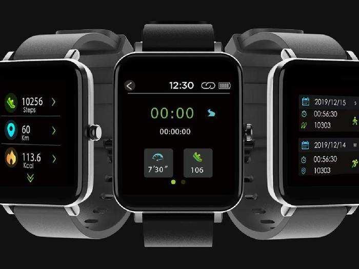 Smartwatch : अपने बीपी, हार्ट रेट और फिटनेस लेवल को करें मॉनीटर, 60% तक के डिस्काउंट पर खरीदें Smartwatches