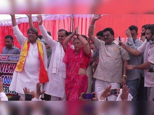 वसुंधरा राजे ने इशारों- इशारों में समझाया BJP में अपना महत्व, बोलीं- मेरी मां ने कमल को कभी मुरझाने नहीं दिया