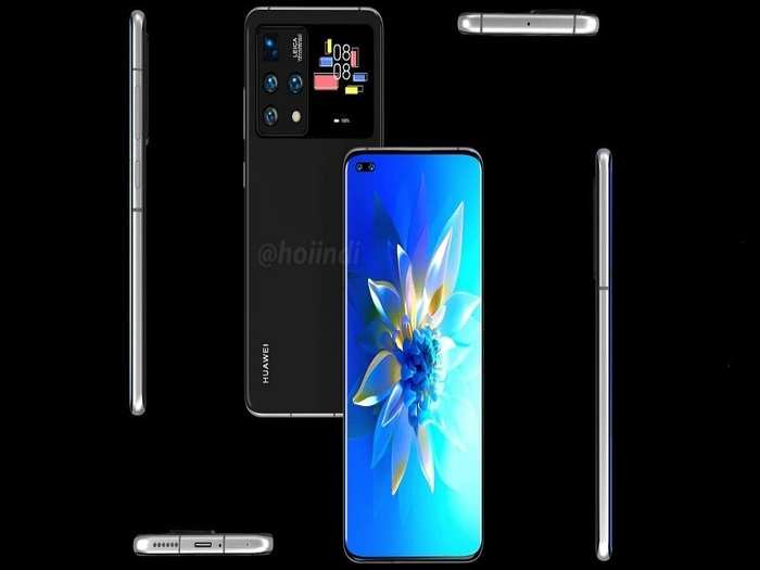 Huawei to launch dual screen smartphone soon