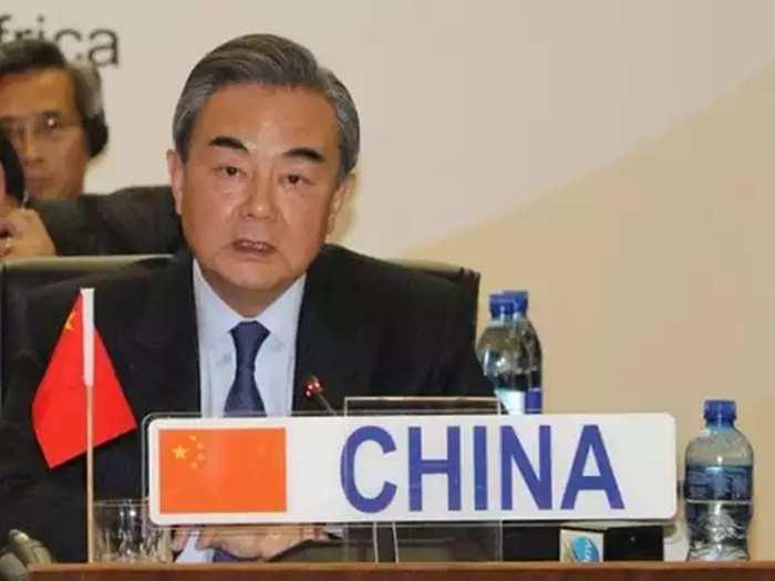 Wang yi China 01