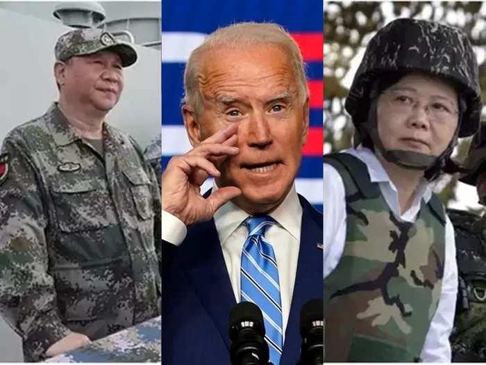 China Taiwan US Tension 01