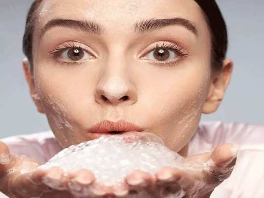 benefits of cold water bath or cold shower in summer for glowing skin in marathi