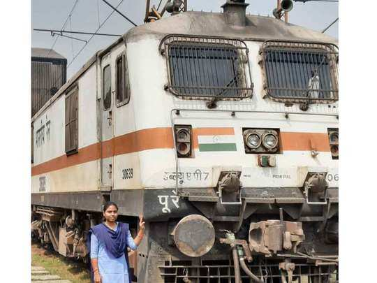 the number of women pilots is increasing in railways, but when will these problems go away