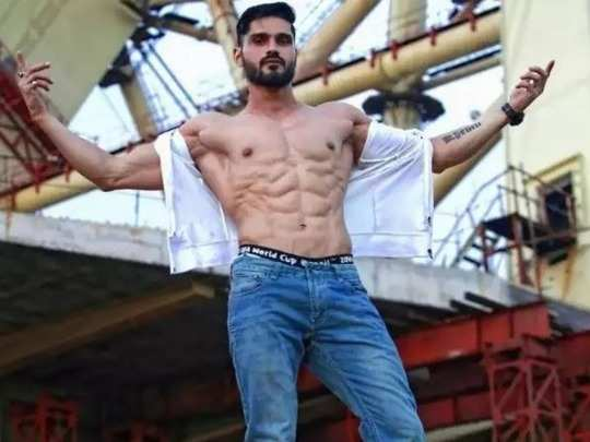 ​how to build bigger biceps guy who ate 20 rotis in the day made 19 inch biceps by reducing 30 kg weight​