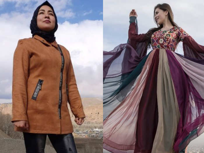 afghanistan women social media influencers and entrepreneurs challenging taliban
