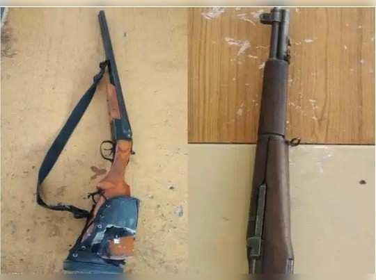 Kanpur news: विकास दुबे कांड में जिन असलहों से चलाई गई थी गोली, भिंड पुलिस ने की बरामद लेकिन.....STF जांच नहीं खा रही मेल