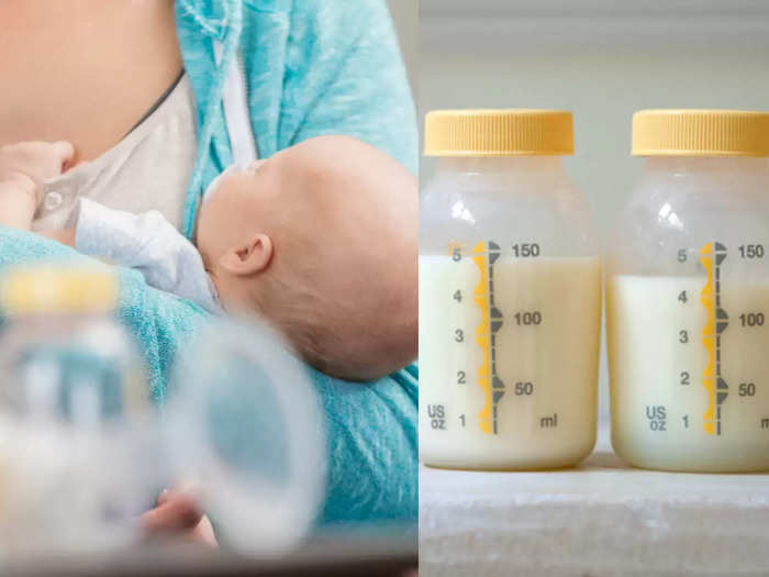 home remedy to increase breast milk in hindi