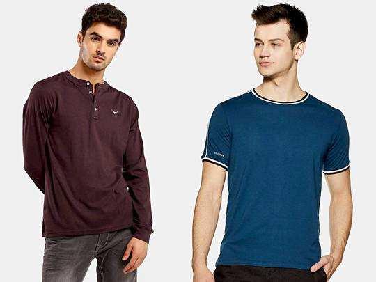 Summer Fashion : बेहद कंफर्टेबल और स्टाइलिश हैं ये Men T-Shirts, केवल 398 रुपए में खरीदें