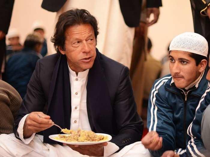 Imran Khan Eggs