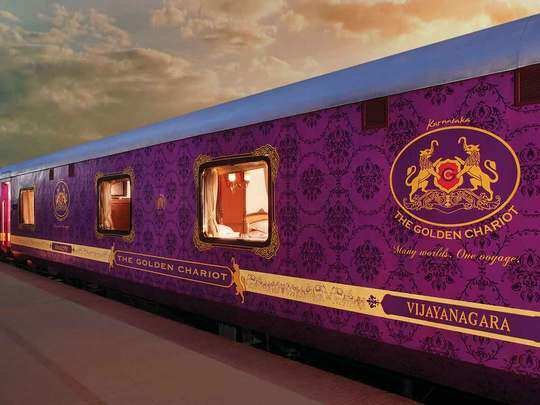 indian railway news: luxury train golden chariot is going to start from 14th march, here are its specialities