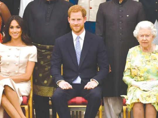 महारानी कर रही हैं इंतजार