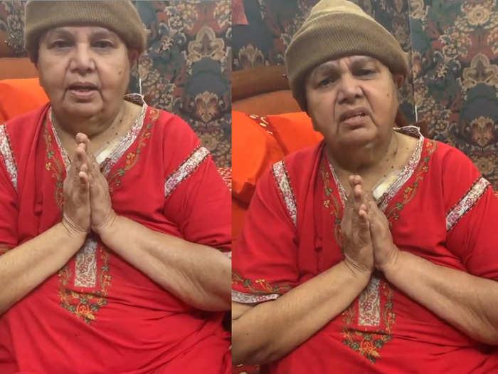 rakhi sawant mother womens day