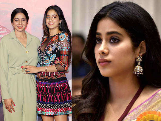 after sridevi death this person is playing the role of janhvi kapoor mother in marathi