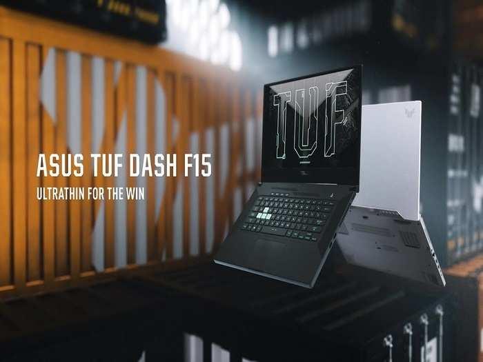 Gaming Laptop Asus TUF Dash F15 Launched Price India